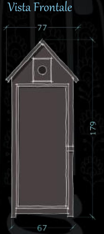 Prodotti armadio in legno per esterno - Armadio in legno per esterno ...